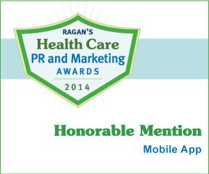 Ragan Health Care PR and Marketing Award