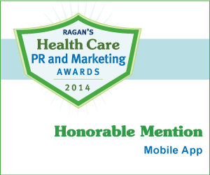 Ragan Health Care PR and Marketing Award