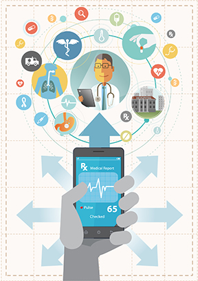 Physician engagement and mHealth