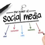 Social media for clinical trials