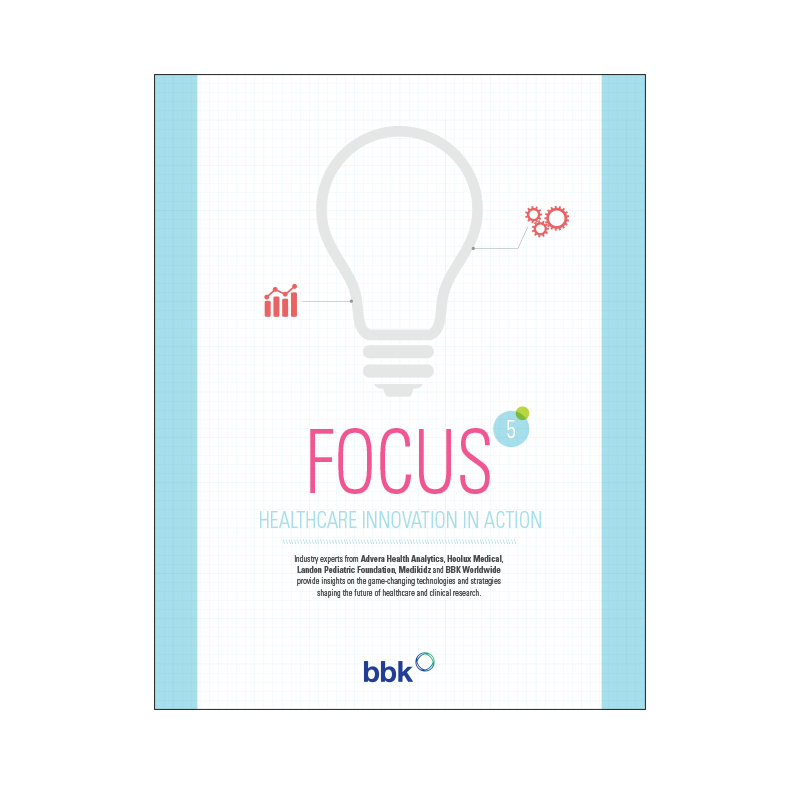 Guide - Focus 5: Healthcare Innovation in Action