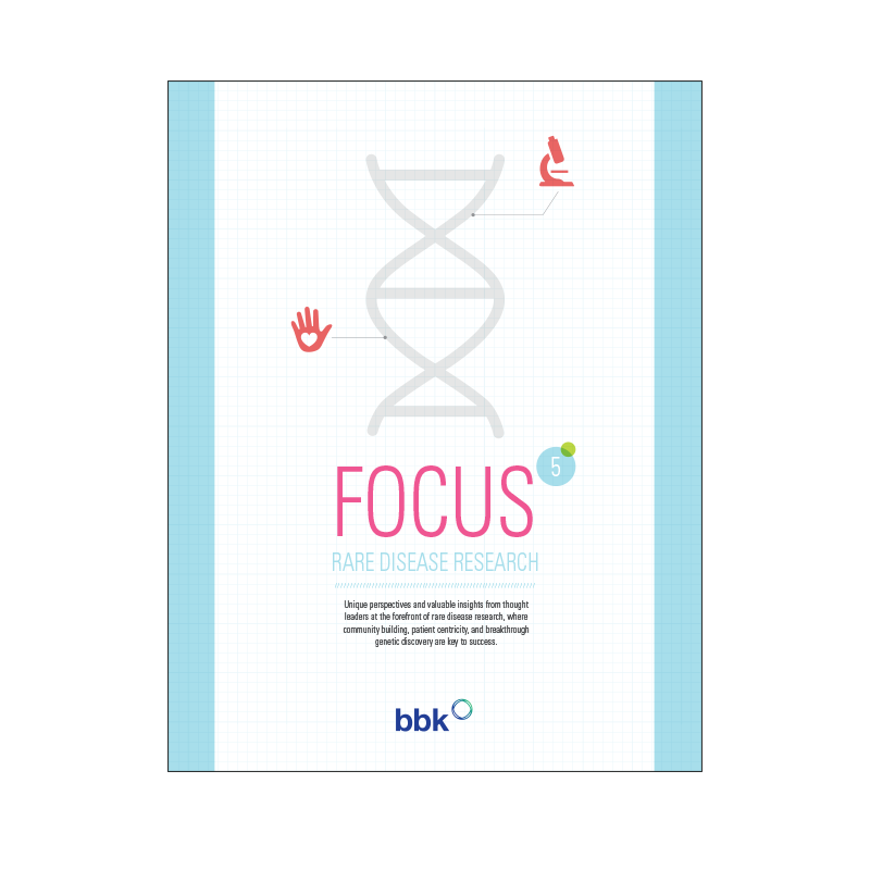 Focus 5: Rare Disease Research