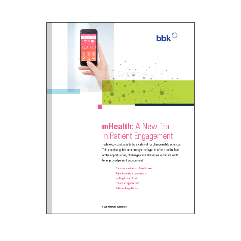 eBook - mHealth: A New Era in Patient Engagement
